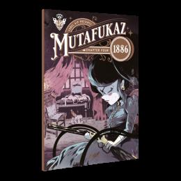 Mutafukaz 1886 Volume 4