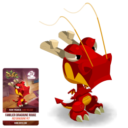 XL Red Dragoone Stuffed Toy – 20th Anniversary Edition