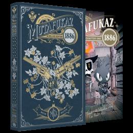 Mutafukaz 1886 – Complete Set & Collector's Box
