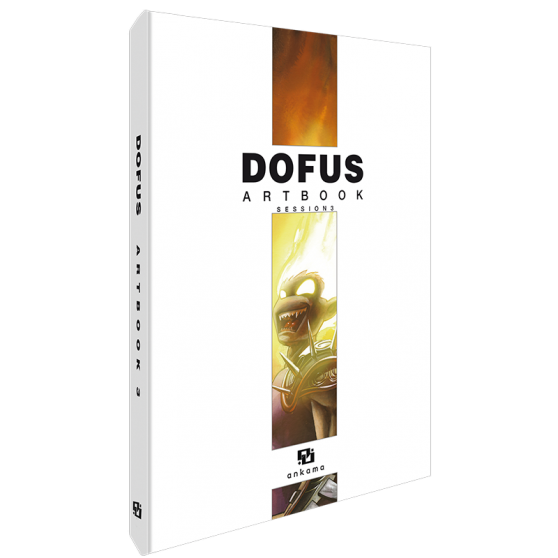 DOFUS Artbook Session 3