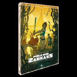 Piège sur Zarkass Tome 1 : Une Chenille pour deux