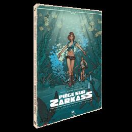 Piège sur Zarkass Volume 2: New Pondichery mon amour