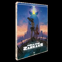 Piège sur Zarkass Tome 3 : Gaïa, Go Home !