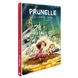 Prunelle Tome 1 : Fille du Cyclope