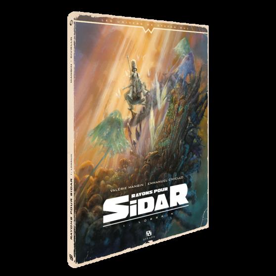 Rayons pour Sidar Volume 1: Lorrain