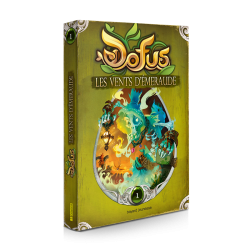 DOFUS Volume 1: Les Vents d'émeraude – Novel