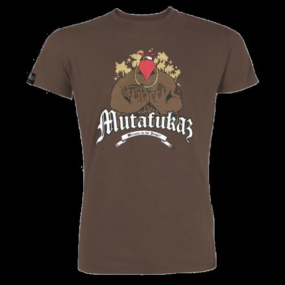 Mutafukaz Palmhill Rulez T-Shirt