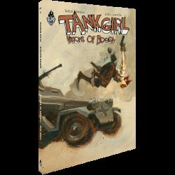 Tank Girl : Visions of Booga