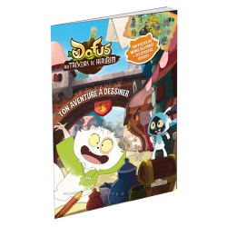Ton aventure à dessiner – DOFUS: Aux trésors de Kerubim