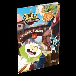 Ton aventure à dessiner - DOFUS : Aux trésors de Kerubim