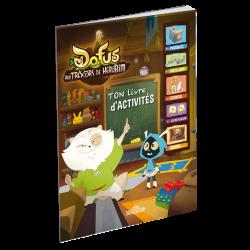 DOFUS: Aux trésors de Kerubim – Activity Book