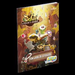 DOFUS: Aux trésors de Kerubim – Sticker Book