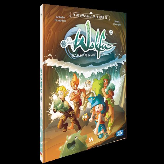 WAKFU, the Series: The Kamas of Thirst – Volume 2