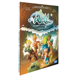 WAKFU, the Series: The Kamas of Thirst – Volume 2