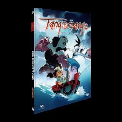 WAKFU Heroes : Tangomango Tome 2 - La gazette du pirate