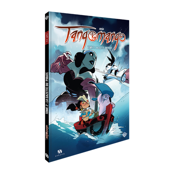 Tangomango Volume 2: La gazette du pirate – WAKFU Heroes