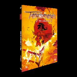 WAKFU Heroes : Tangomango Tome 3 - Le hurlement du singe