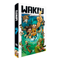 WAKFU Volume 1: The Quest for the Six Eliatrope Dofus