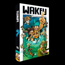 WAKFU Volume 1: The Quest for the Six Eliatrope Dofus