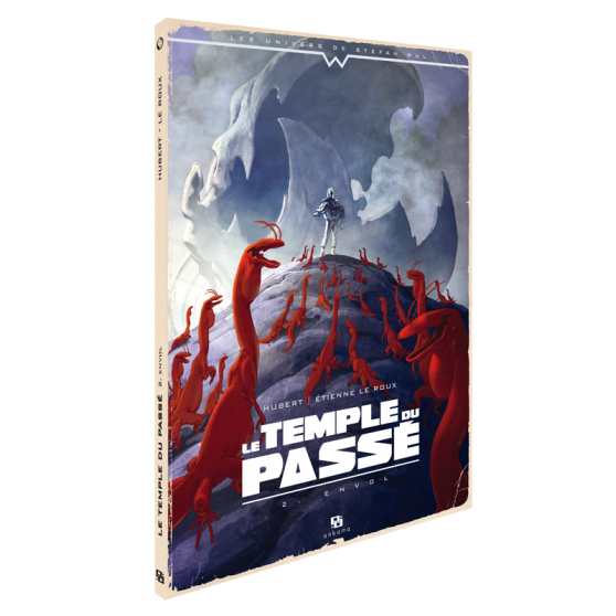 Le Temple du passé Volume 2: Takeoff