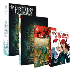 Freaks' Squeele Volume 7 – Collector's Boxed Set