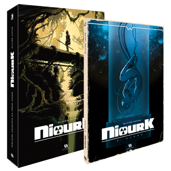 Niourk Volume 3 + Limited Edition Box