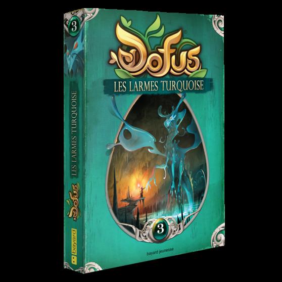 DOFUS Volume 3: Les larmes turquoise – Novel