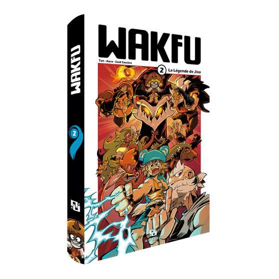 WAKFU Volume 2: The Legend of Jiva