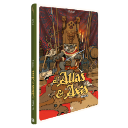 La Saga d'Atlas et Axis Volume 3