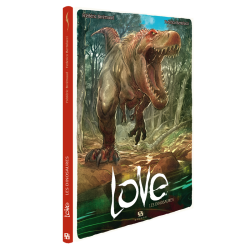 Love Tome 4 : Les dinosaures