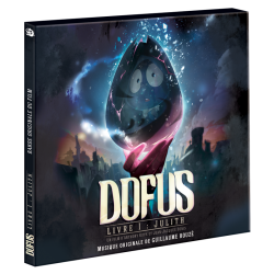 CD DOFUS le film : la bande originale