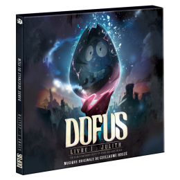 The DOFUS Movie Original Soundtrack CD