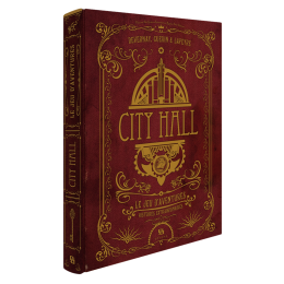 City Hall: Le jeu d'aventures – Role-Playing Game