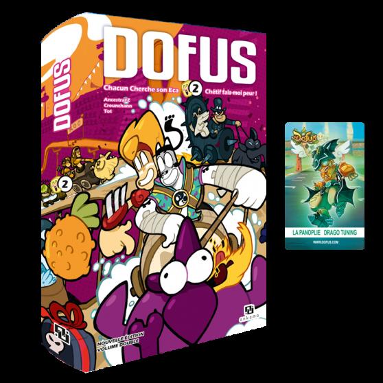 DOFUS Edition Double Tome 2
