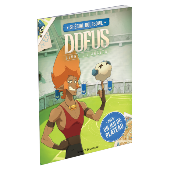 Dofus Livre I : Julith – Gobbowl Special Activity Book
