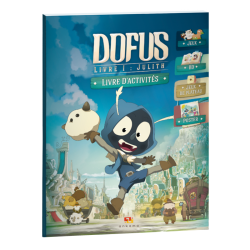 DOFUS Livre I: Julith – Activity Book