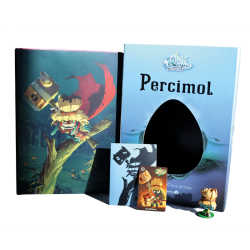WAKFU Heroes Volume 2: Percimol – Collector's Boxed Set