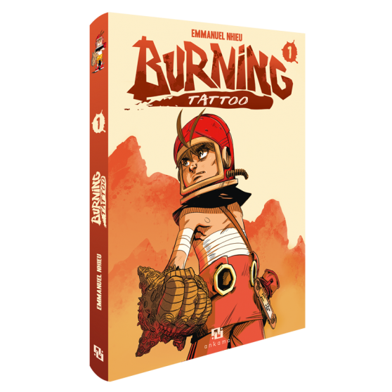 Burning Tattoo Tome 1