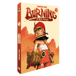 Burning Tattoo Volume 1