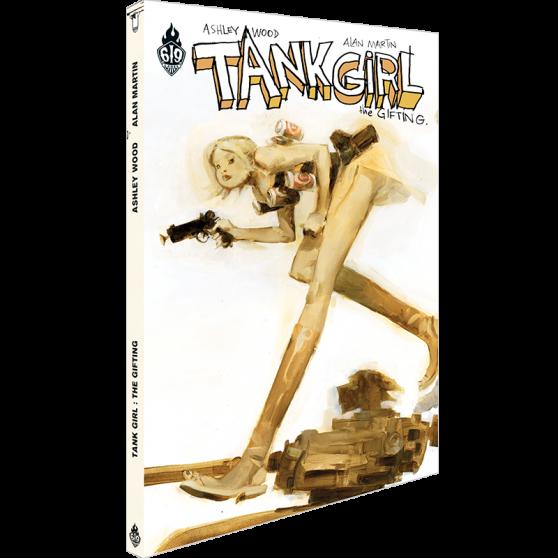 Tank Girl : The Gifting