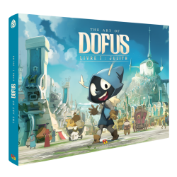 The art of DOFUS, Livre I : Julith