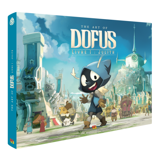 ART OF DOFUS LIVRE 1: JULITH ARTBOOK