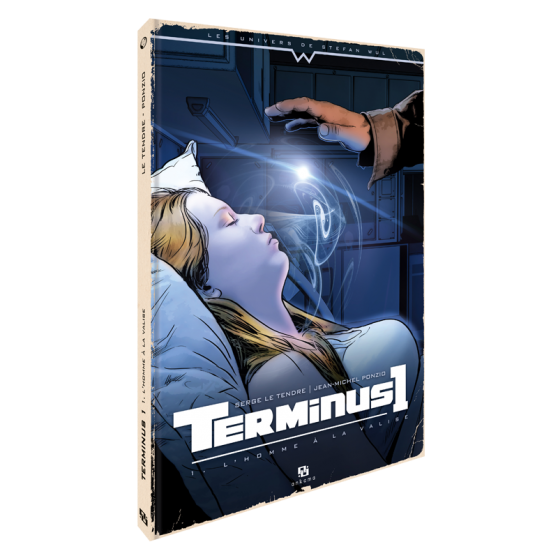 Terminus 1 Volume 1: L'Homme à la valise
