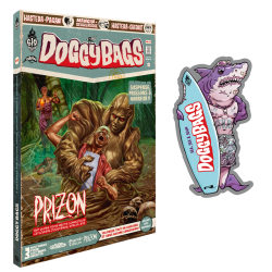 DoggyBags Tome 11 + stickers